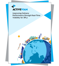 ActiveViam White Paper - Improving Delivery Performance through Real-Time Visibility for 3PLs