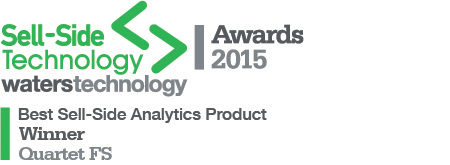Best Sell-Side Analytics Product