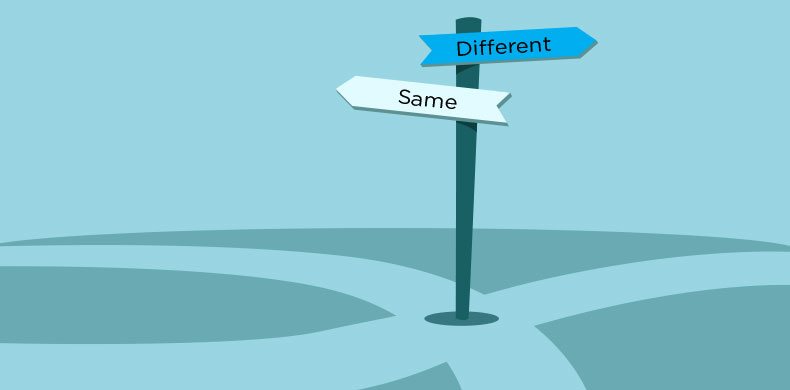 In-memory analytics: doing things radically different