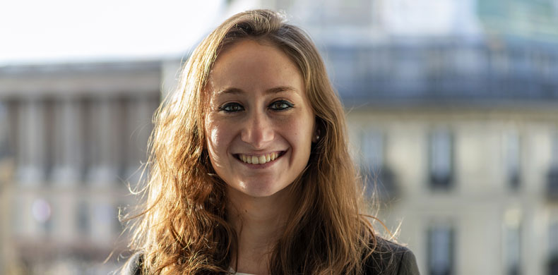 Interview with Élodie Martin, Pre-Sales Engineer