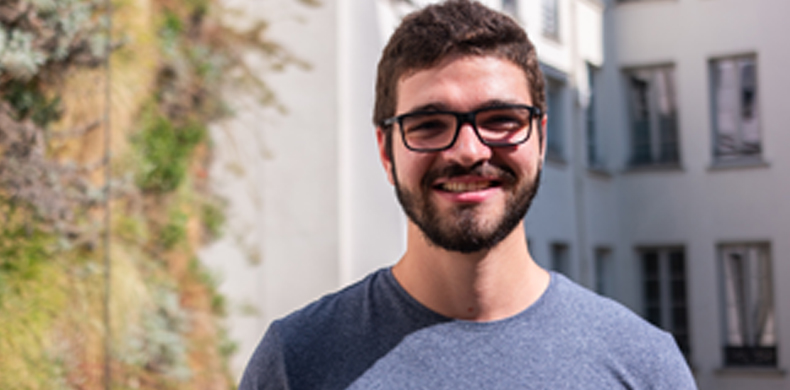 Interview with Alexandre Manai, R&D Software Engineer
